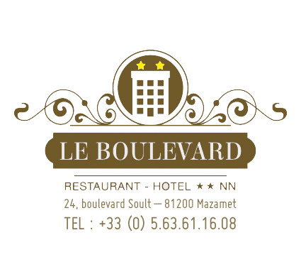 Hotel-Restaurant-Le Boulevard